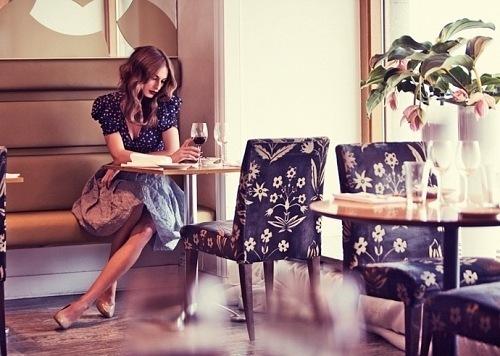 Как провести свидание в кафе?