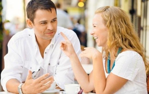 О чем говорить с девушкой при первой встрече?