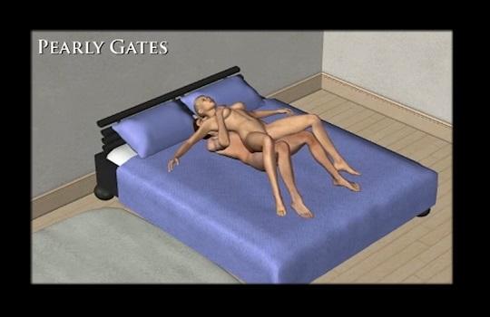 1. Лучшие позы для секса. Жемчужные врата