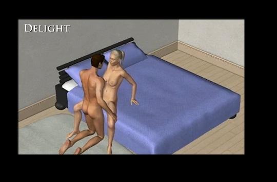 Красивые позы для секса. Восторг